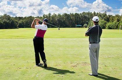 Golf Instruction Disney
