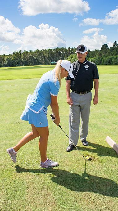 Disney Golf Instruction